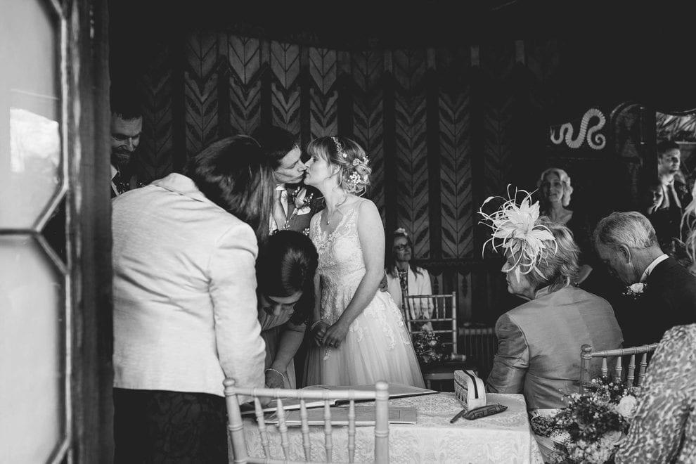 Shuttleworth Museum Wedding Photography-45