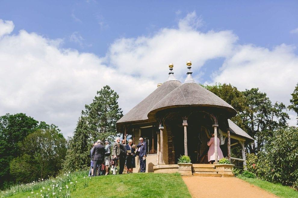 Shuttleworth Museum Wedding Photography-29
