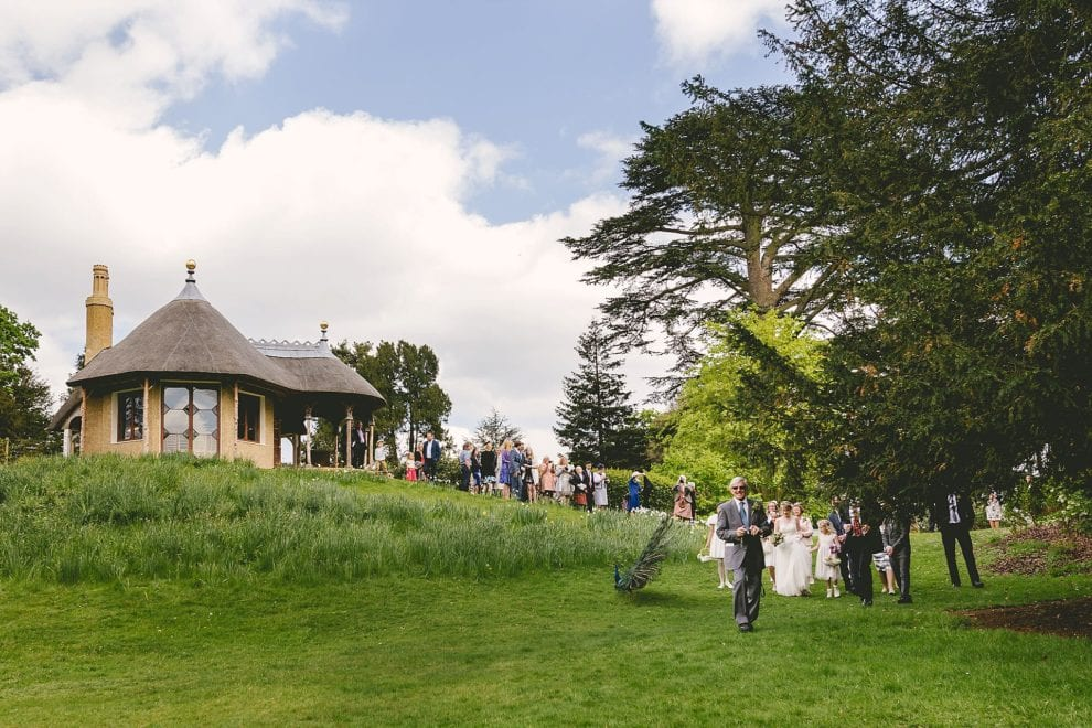 Shuttleworth Museum Wedding Photography-53