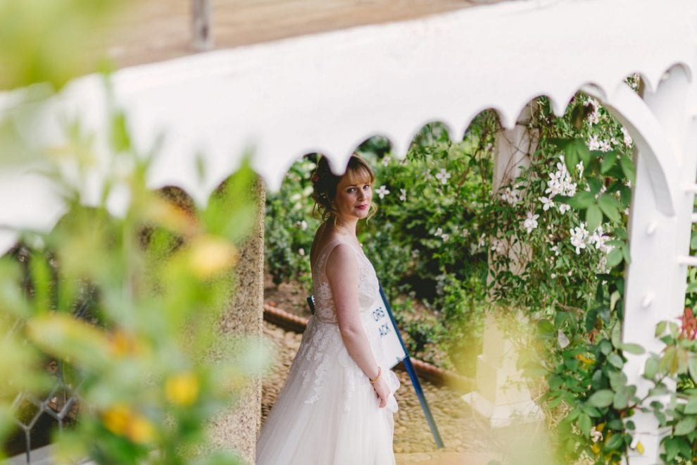 Shuttleworth Museum Wedding Photography-34