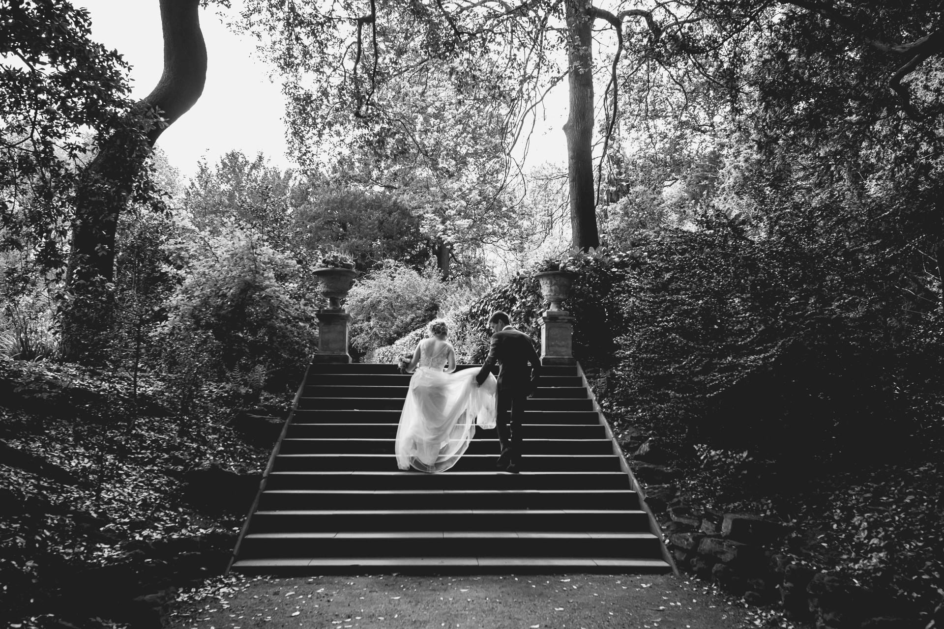 Swiss garden Wedding