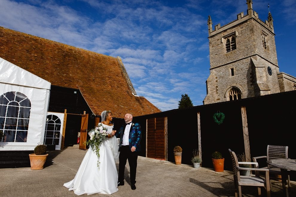 Manor Farm Barn - Buckinghamshire Wedding Photography_0021