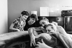 Leighton Buzzard Birth Photographer