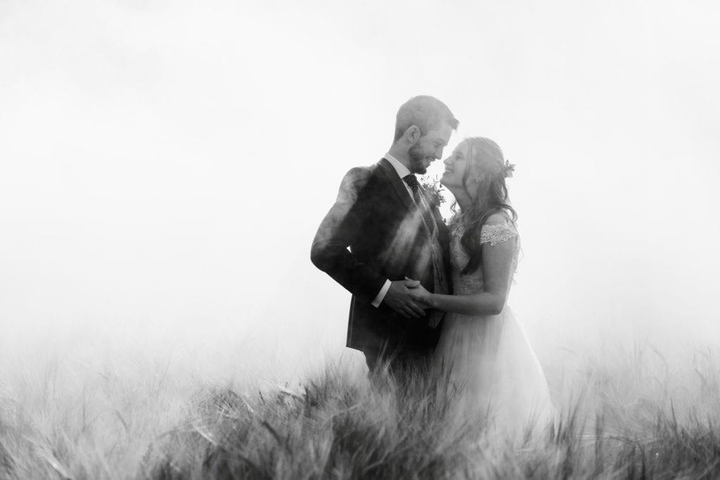 Lockdown wedding in Hertfordshire