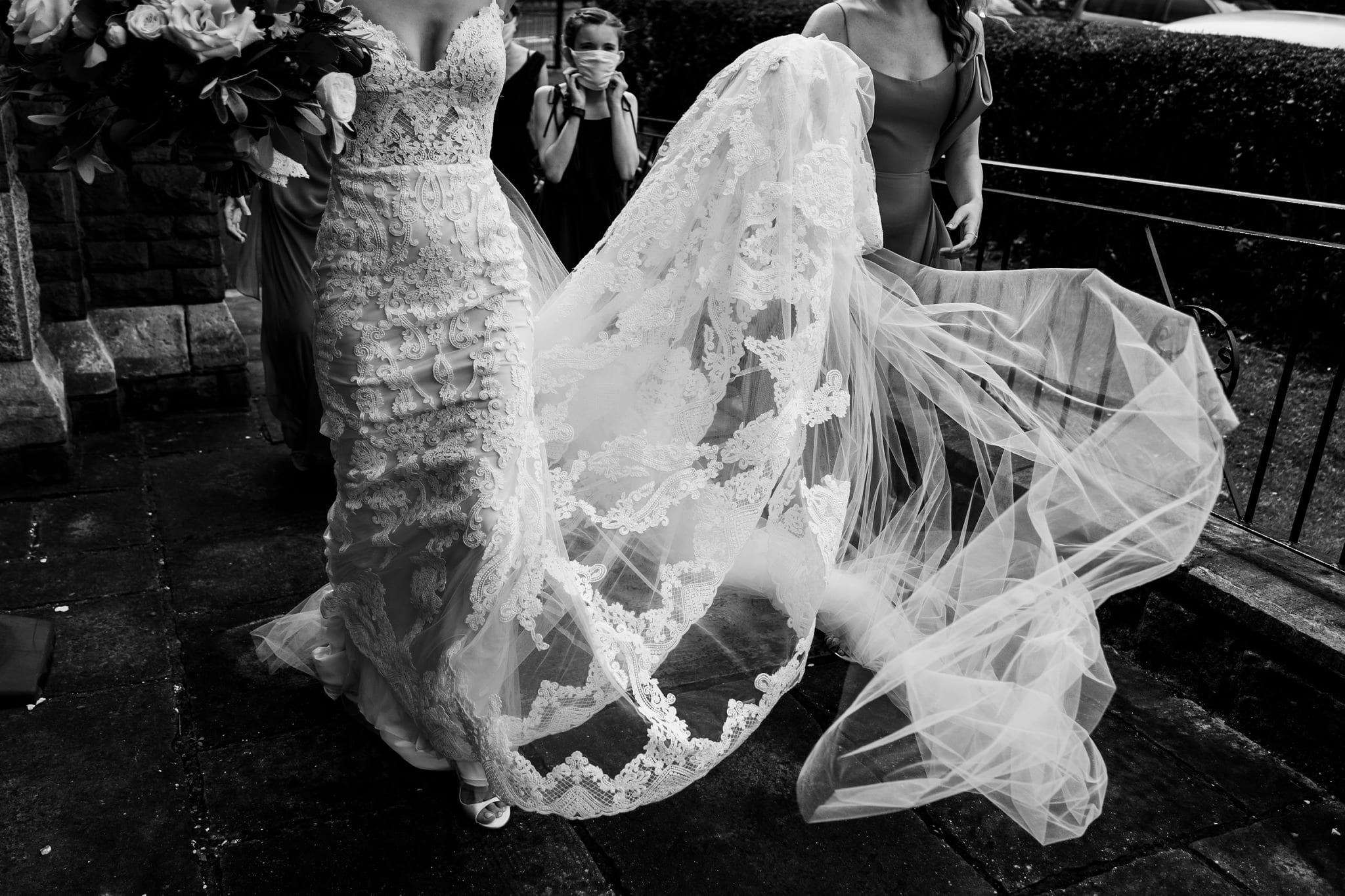 When the veil is everything