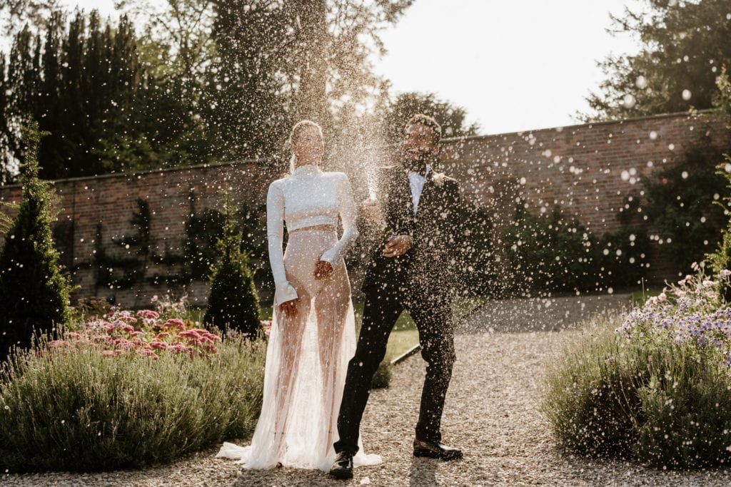 Styled Shoot at Garthmyll Hall in Wales