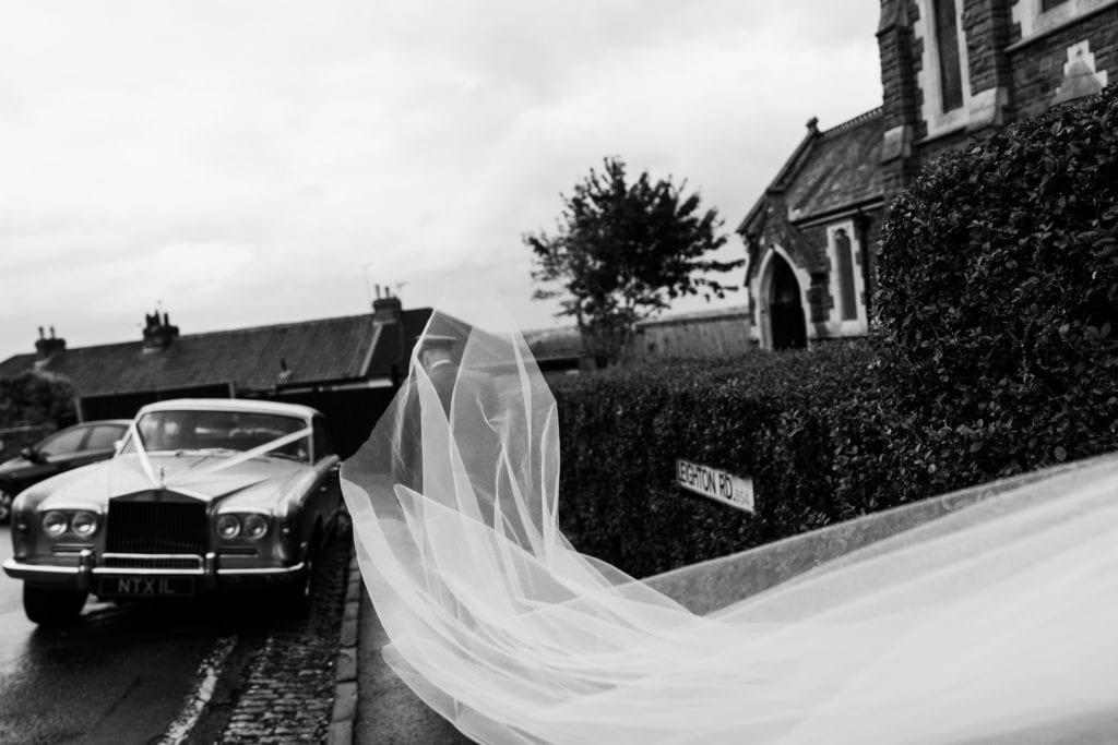 Clifton Suspension Bridge Wedding, Bristol