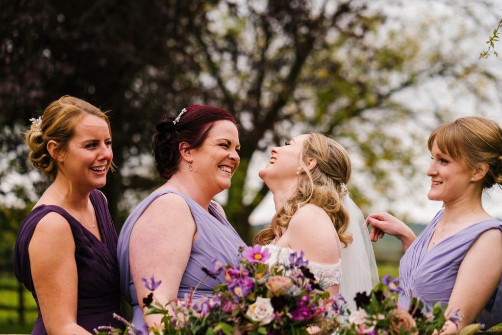 Lockdown Wedding in Warwickshire