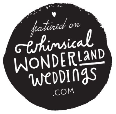 Whimsical Wonderland Weddings