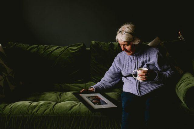 Dementia stories - my mum